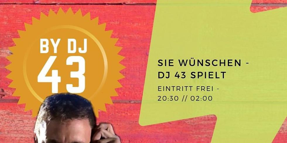 WUKO Night mit DJ 43   -  Sommer Groves