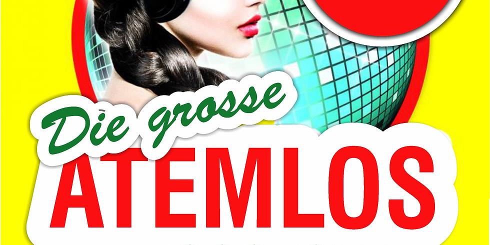 Atemlos - die Discofox Tanzparty mit DJ 43