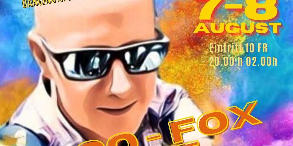 DISCO FOX WEEKEND 7-8 Agust