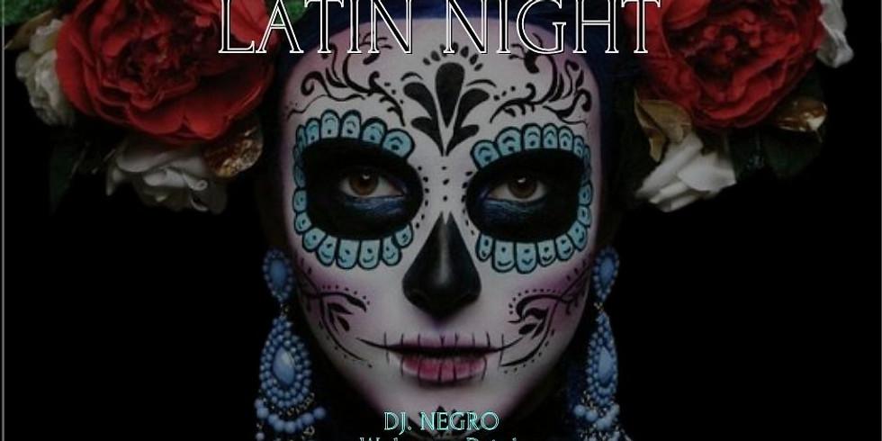 Latin Night/Halloween Edition