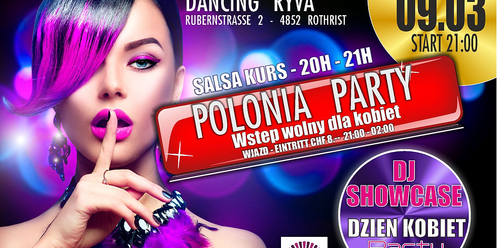 Polonia Party mit DJ Showcase