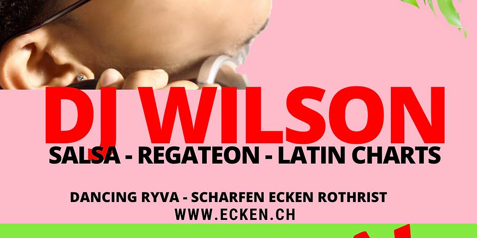 RYVA Tropical Latin Night by DJ Wilson