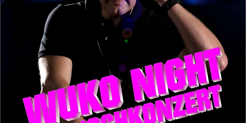 WUKO Night mit DJ 43