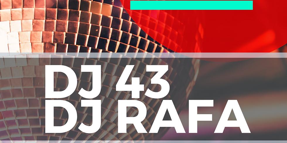 XX Dance Night - DJ 43 & DJ Rafa