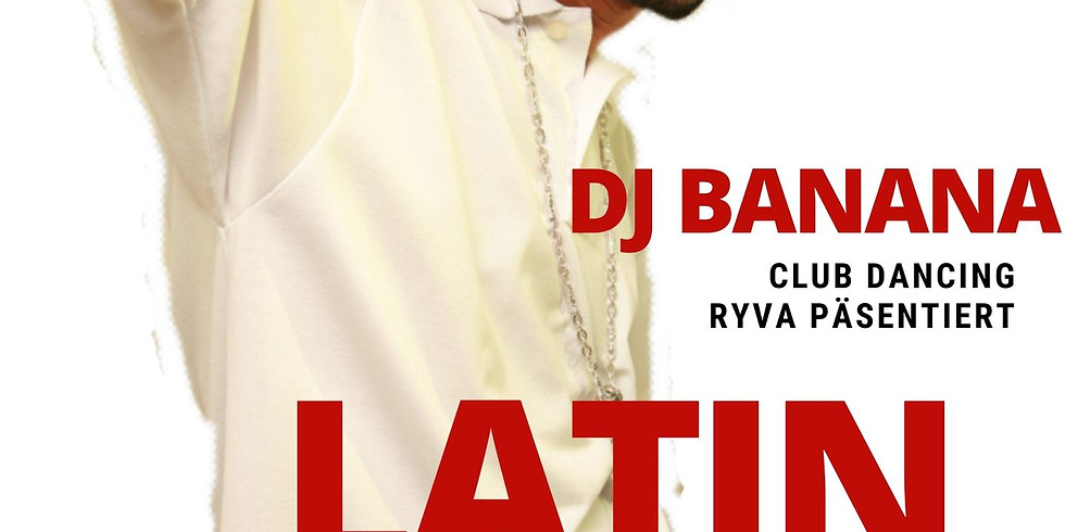 RYVA Latin Night by DJ Banane