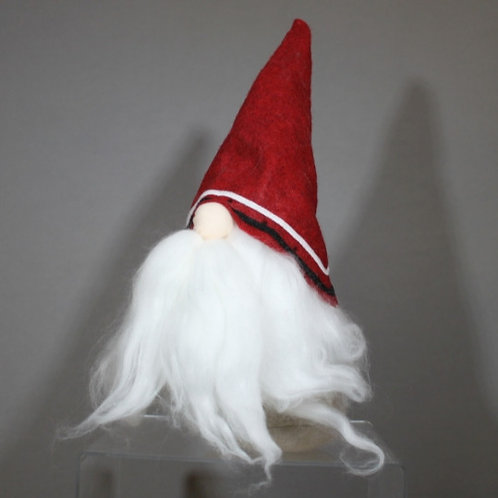 Viking Gnome - Red Hat