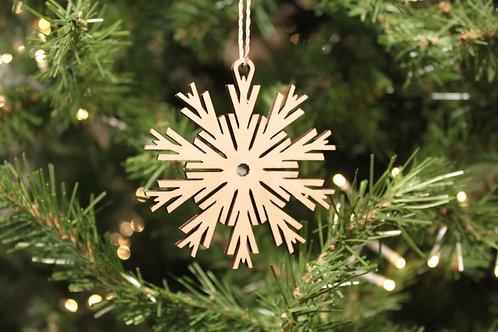 Nordic Ornament - Snowflake