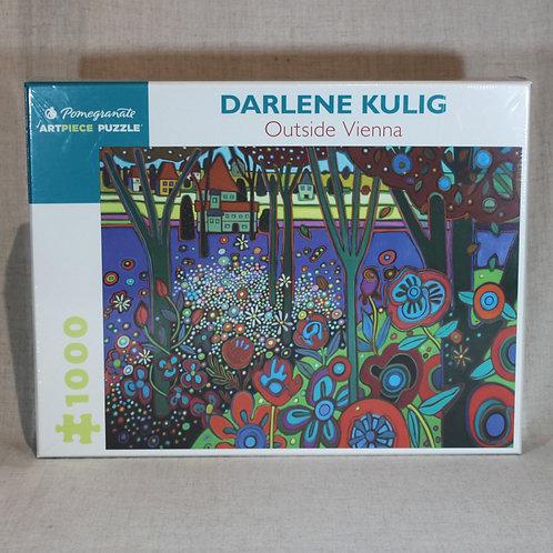 Darlene Kulig: Outside Vienna 1000-Piece Jigsaw Puzzle