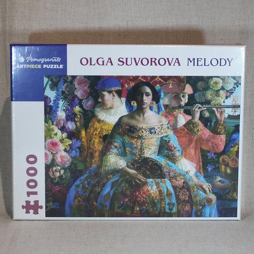 Olga Suvorova: Melody 1000-Piece Jigsaw Puzzle