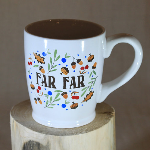Far Far Mug