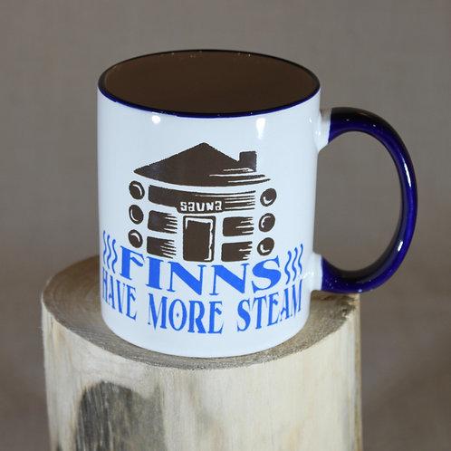 Finns Have More Steam Mug