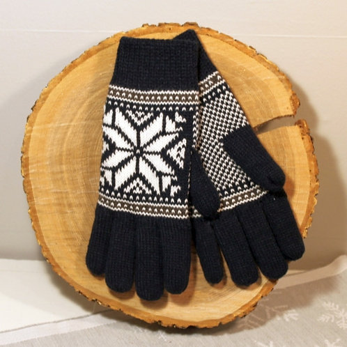 Rokk Norway Gloves - Navy
