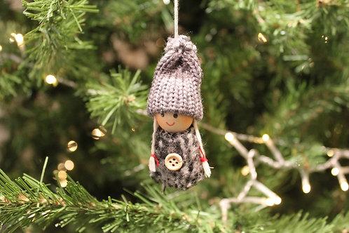 Gnome R7717 Ornament