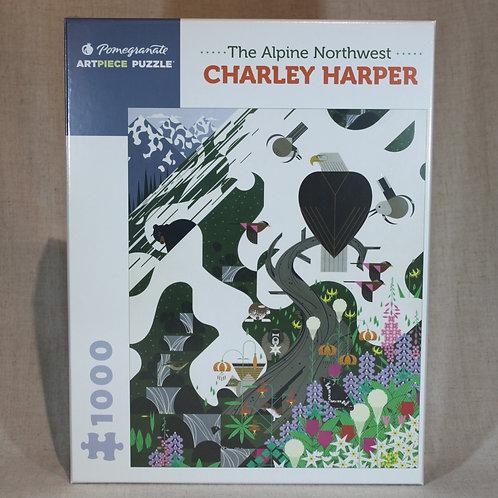Harper: The Alpine Northwest 1000 Piece Jigsaw Puzzle