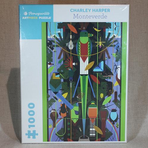 Charley Harper: Monteverde 1000-Piece Jigsaw Puzzle