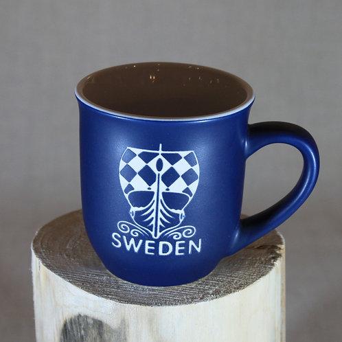 Etched Sweden Mug