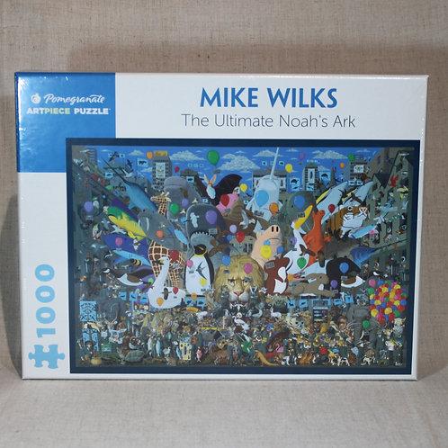 Mike Wilks: Ultimate Noah's Ark: 1000-piece Jigsaw Puzzle