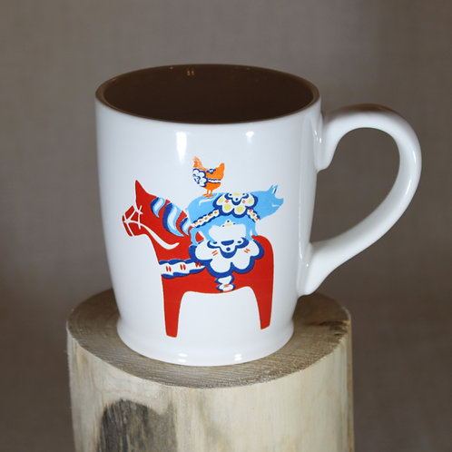 Dala Animal Mug
