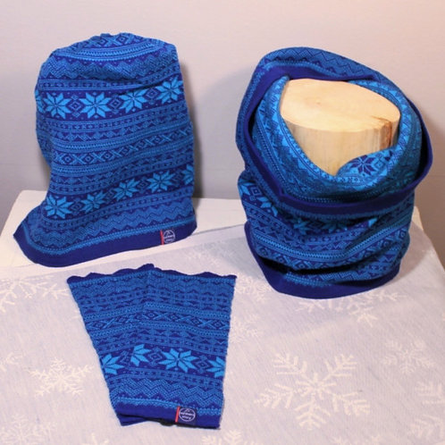 Setesdal Knits - Blue & Turquois