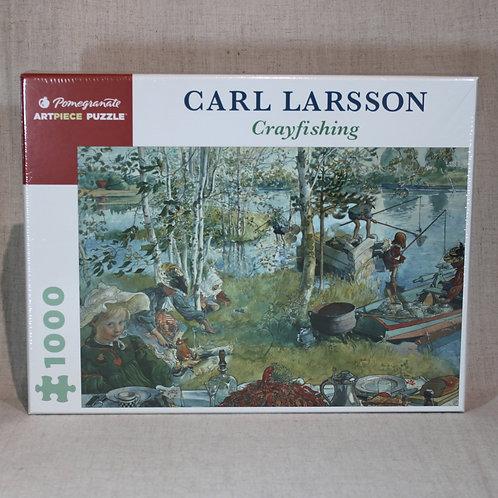 Carl Larsson: Crayfishing 1,000-piece Jigsaw Puzzle