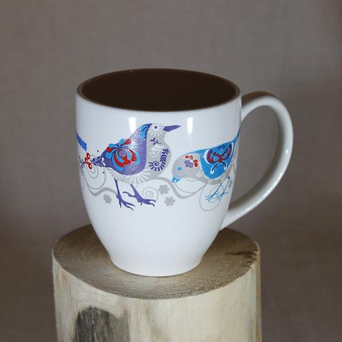 Bistro Bird Mug