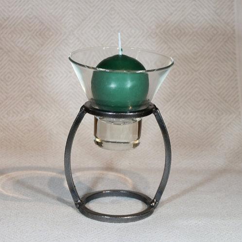 Danish Iron - Single Vase