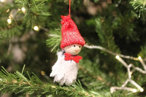 Gnome R7713 Ornament