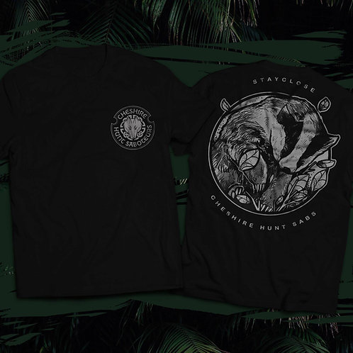 CHS / Stay Close Badger Cull T-Shirt