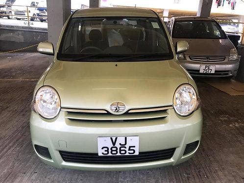 TOYOTA Sienta 1.5G (特價Trade in車)