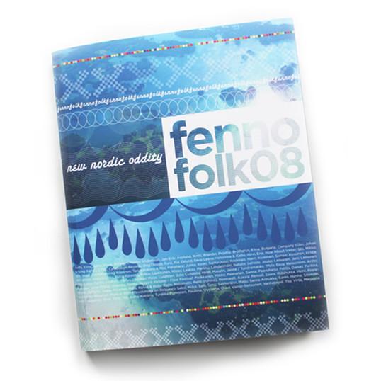 Fennofolk -näyttelyn julkaisu