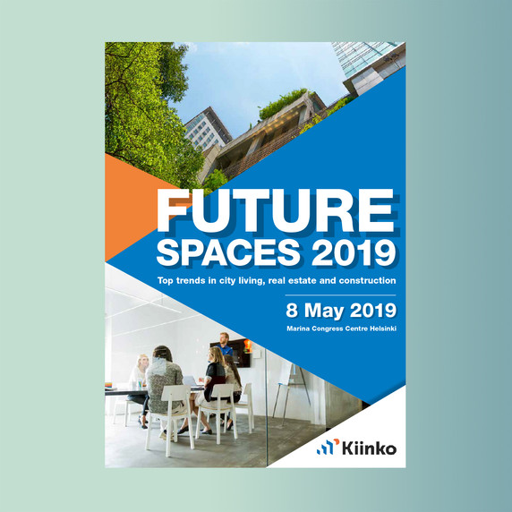 Kiinko Future Spaces -seminaarin ilme