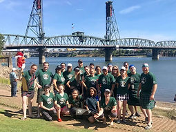 Team Photo at Portland Dragon Boat Races