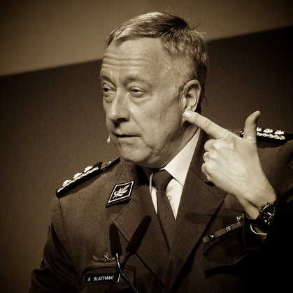 Ehemaliger Armeechef André Blattmann