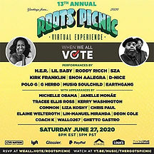 The 13th Annual RootsPicnic with A Virtual Experience!
