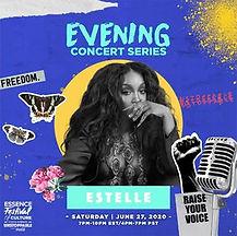 Essence Evening Concert Series