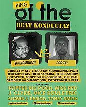 King of the Beat Konductaz