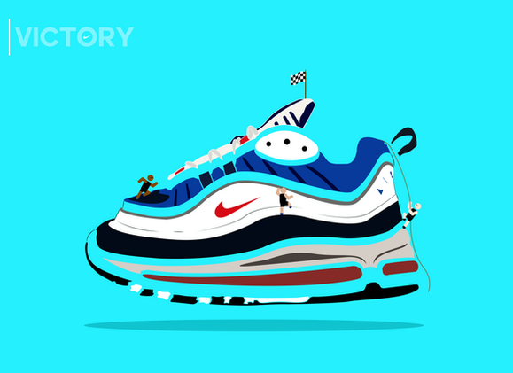 NIKE - Personal Project