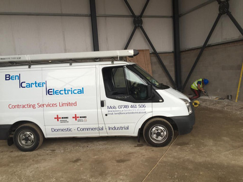 F Audsley & Son - Ben Carter Electrical