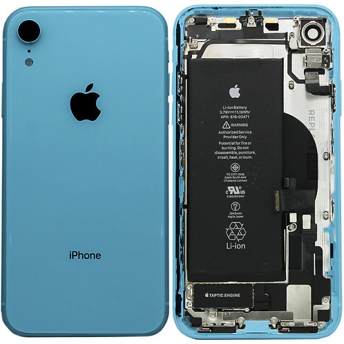 iPhone XR - Housing Replacement