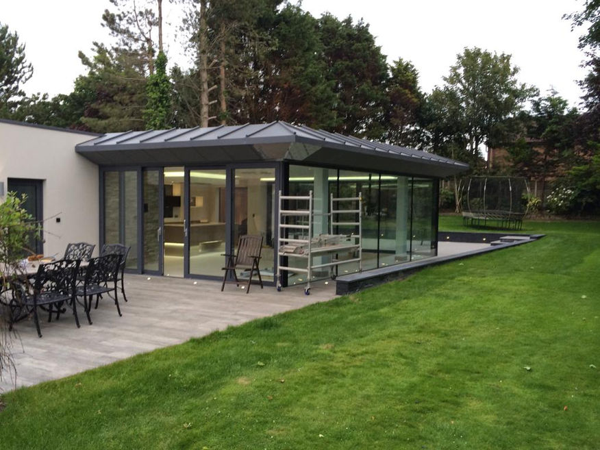 Westcliffe Road Pool House - Ben Carter Electrical