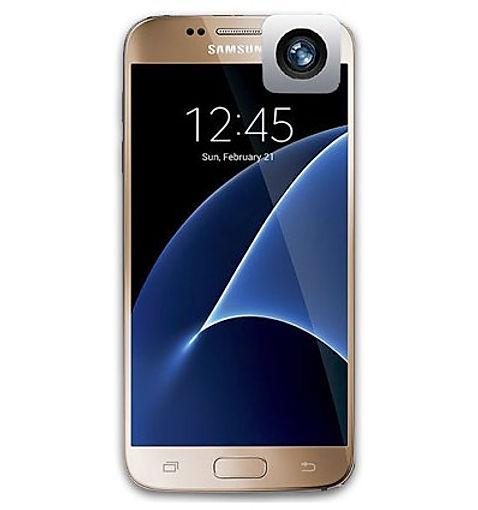 Samsung Front Camera Repair