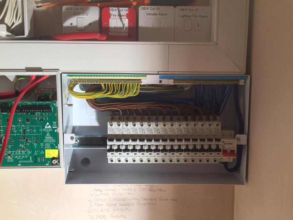 Clarke Energy - Ben Carter Electrical