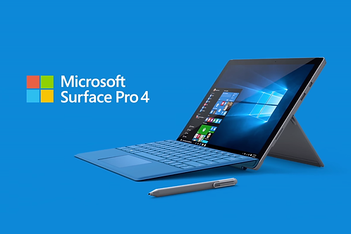 Microsoft Surface Pro 4 Screen replacement