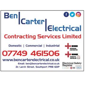 Ben Carter Electrical Southport