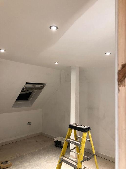 Two Storey Extension & Loft Conversion, Nottingham - Ben Carter Electrical