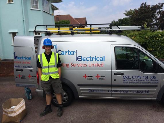 Ben Carter Electrical