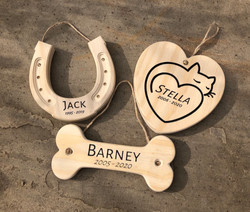 Pet Specific Memorial Plaques