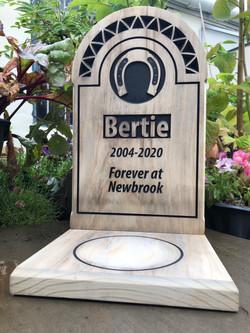 Bertie's Memorial