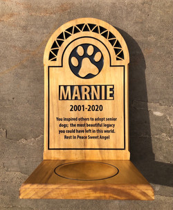 Marnie headstone large