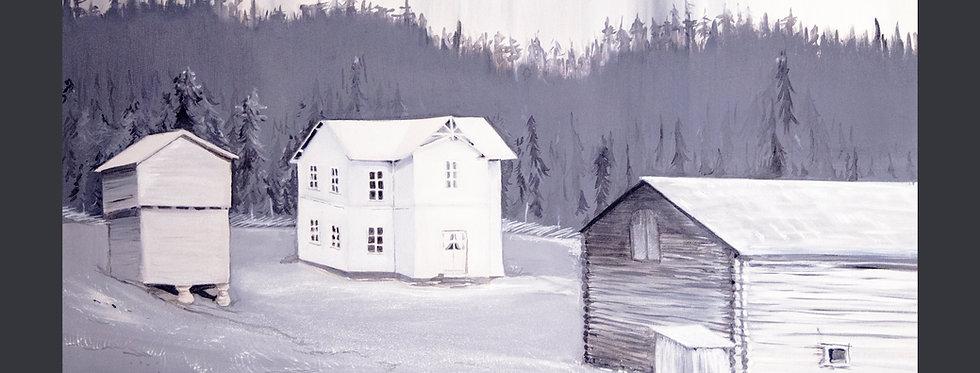 Sørgården - Åsli, sold private home Nesodden, Norway